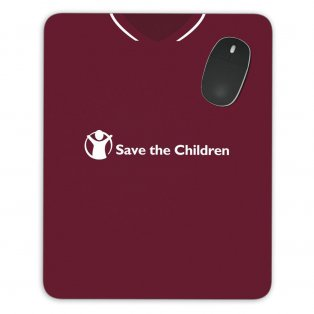 Hearts 18/19 Mouse Mat