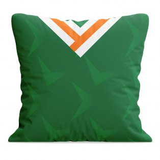 Ireland Retro Football Cushion