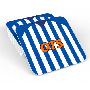 Kilmarnock 18/19 Football Retro Coaster