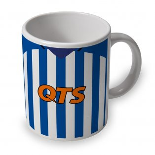 Kilmarnock 18/19 Football Retro Ceramic Mug