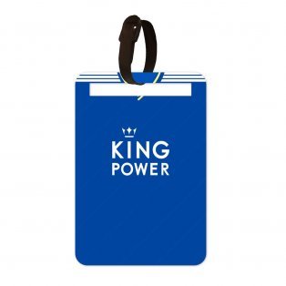 Leicester City 2018-19 Luggage Tag