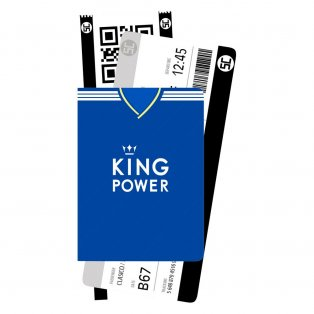 Leicester City 18/19 Passport Holder