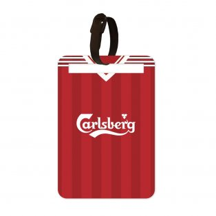 Liverpool 1995-96 Luggage Tag