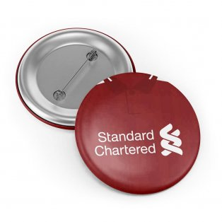 Liverpool 18/19 Button Badge