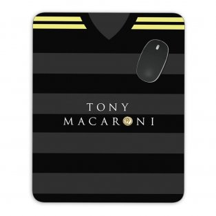 Livingston 17/18 Away Mouse Mat