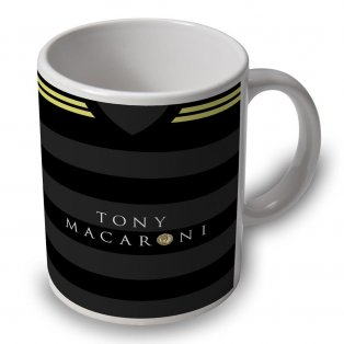 Livingston 17/18 Away Football Retro Ceramic Mug