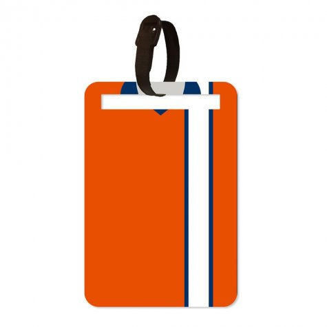 Luton Town 1974-79 Luggage Tag