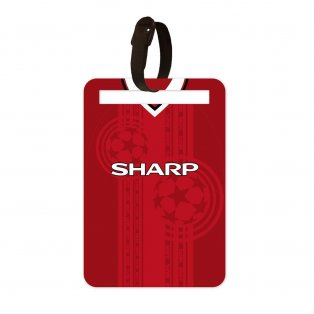 Manchester United 1997-00 Luggage Tag