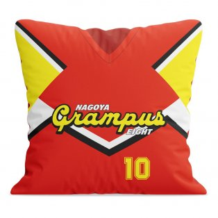 Nayoga Grampus Eight Retro Football Cushion