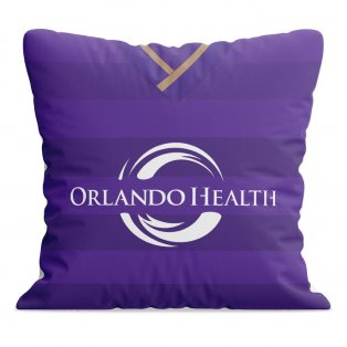 Orlando City 2015 Football Cushion