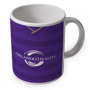 Orlando City 2015 Retro Ceramic Mug