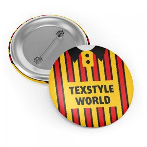 Partick Thistle 1994 Button Badge