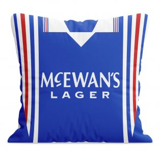 Rangers 1998 Football Cushion