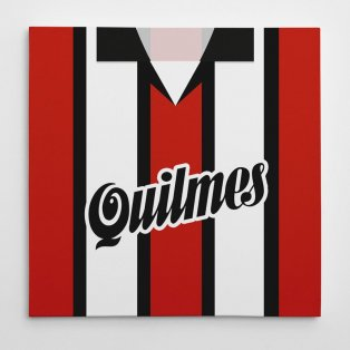River Plate 1999 Football Canvas Print