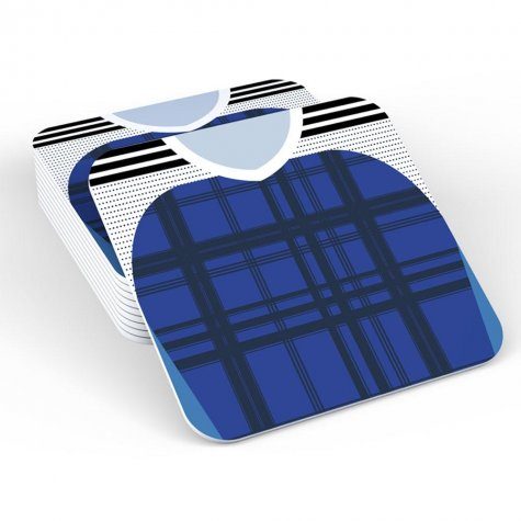Scotland 16/17 Football Retro Coaster
