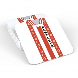 Sheffield United 81-83 Football Retro Coaster