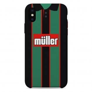 Aston Villa 1994-95 IPhone & Samsung Galaxy Phone Case
