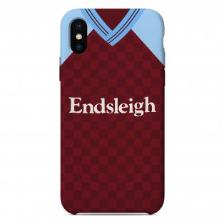 Burnley 1988-89 iPhone & Samsung Galaxy Phone Case