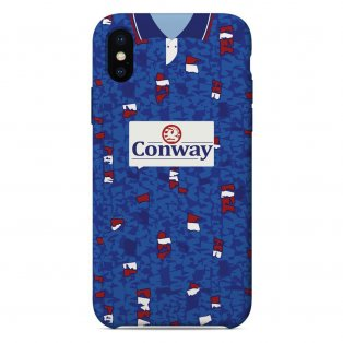 Carlisle United 1993-95 iPhone & Samsung Galaxy Phone Case
