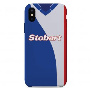 Carlisle United 2007-08 iPhone & Samsung Galaxy Phone Case