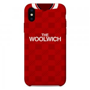 Charlton Athletic 1989-91 iPhone & Samsung Galaxy Phone Case