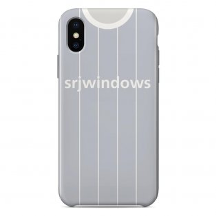Dunfermline 2018-19 Away iPhone & Samsung Galaxy Phone Case