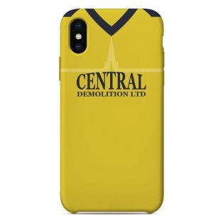 Falkirk 2018-19 Away iPhone & Samsung Galaxy Phone Case