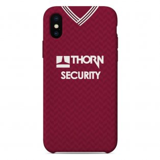 Hearts 1989-90 iPhone & Samsung Galaxy Phone Case