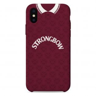 Hearts 1992-93 iPhone & Samsung Galaxy Phone Case