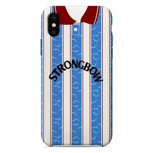 Hearts 1995-96 Away iPhone & Samsung Galaxy Phone Case