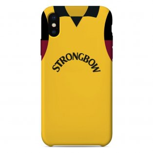 Hearts 1996-97 Away iPhone & Samsung Galaxy Phone Case