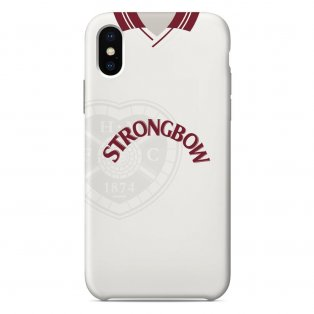Hearts 1997-98 Away iPhone & Samsung Galaxy Phone Case