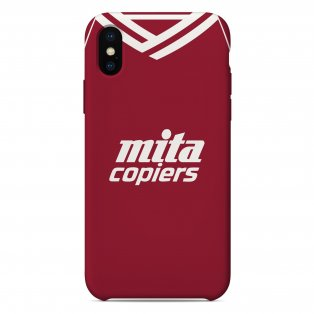 Hearts 1987-88 iPhone & Samsung Galaxy Phone Case