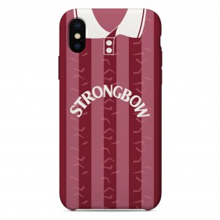 Hearts 1995-97 iPhone & Samsung Galaxy Phone Case