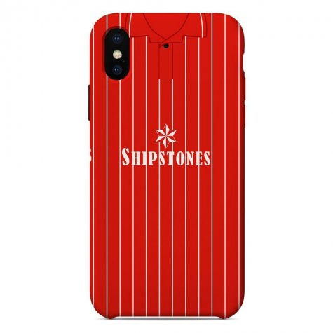 Nottingham Forest 1992-94 iPhone & Samsung Galaxy Phone Case