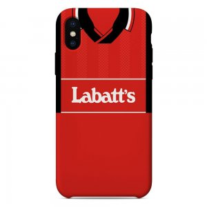 Nottingham Forest 1994-96 iPhone & Samsung Galaxy Phone Case