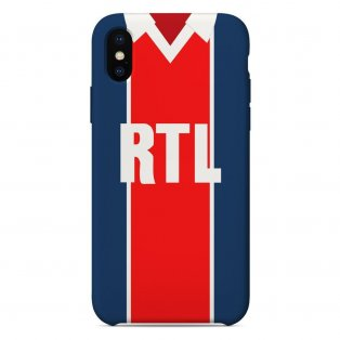 PSG 1981-82 iPhone & Samsung Galaxy Phone Case