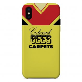 Partick Thistle 1987-89 iPhone & Samsung Galaxy Phone Case