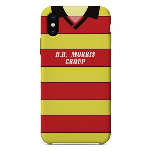 Partick Thistle 2000-02 iPhone & Samsung Galaxy Phone Case