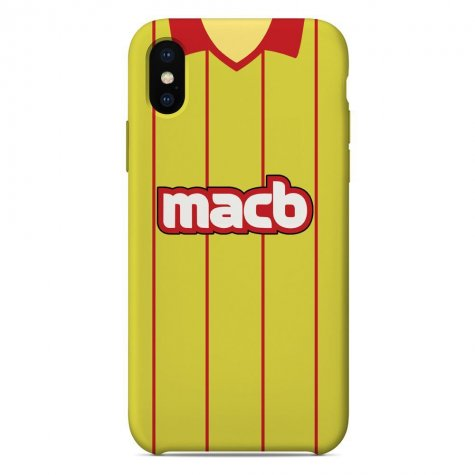 Partick Thistle 2012-13 iPhone & Samsung Galaxy Phone Case