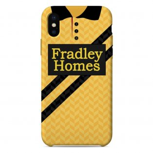 Stoke City 1990-91 Away iPhone & Samsung Galaxy Phone Case
