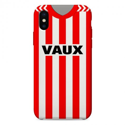 Sunderland 1988-1991 iPhone & Samsung Galaxy Phone Case