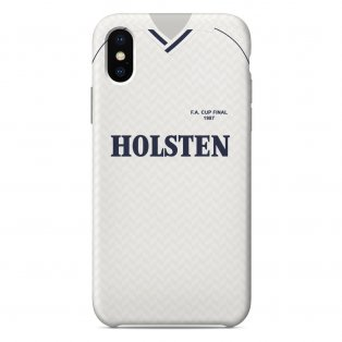Tottenham Hotspur 1987 iPhone & Samsung Galaxy Phone Case