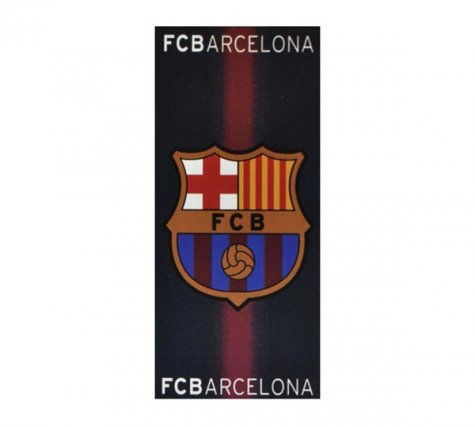 Barcelona Printed Towel (bar5)