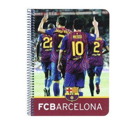 Barcelona A5 Notebook 80 Sh-511225065