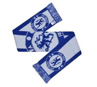 Chelsea Big Logo Scarf