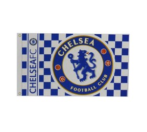 Chelsea Checked Flag