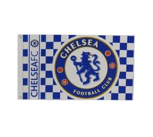 Chelsea Checked Flag