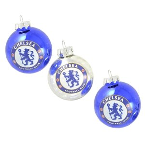 Chelsea Tree Baubles (round)
