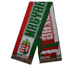Hungary Acrylic Scarf